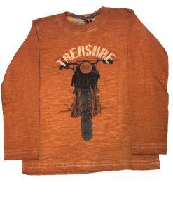Långärmad tröja, motorcykel - MyOnly