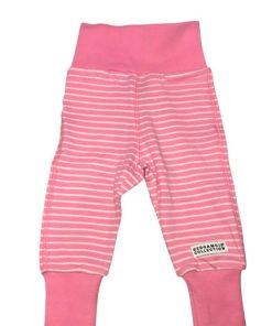 Babybyxor rosa randig - Geggamoja