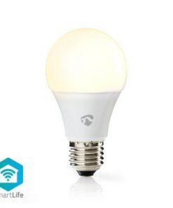SmartLife LED Bulb | Wi-Fi | E27 | 800 lm | 9 W | Varm Vit | 2700 K | Energiklass: A+ | Android™ & iOS | A60