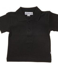 Vit T-shirt med krage - MyOnly