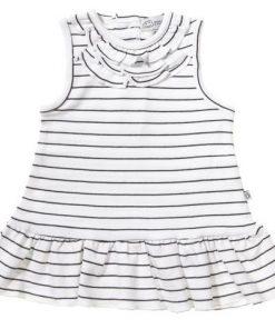 Svart ärmlös klänning - MyOnly